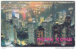 Télécarte Japon / 110-109797  - Site HONG KONG / CHINA - Série PEARL OF THE ORIENT - Japan Phonecard Telefonkarte - 70 - Landscapes