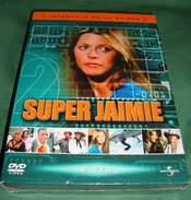 Dvd Zone 2 Super Jaimie Saison 2 (1976) The Bionic Woman  Vf - Séries Et Programmes TV