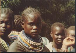 °°° 2212 - UGANDA - DONNE KARIMOJONG °°° - Uganda