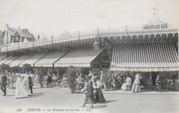 76)    DIEPPE -  La Brasserie Du Casino   (  Américan Bar  ) - Dieppe