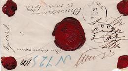 Russia  Postal History . Money Latter . Korocha . Belgorod Province . To Mount Athos - Briefe U. Dokumente