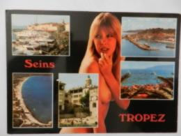 83 SEINS TROPEZ NUS - Saint-Tropez