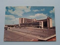 Luchthavengebouw Brussel Nationaal Aéroport L'Aérogare ( 15 ) Anno 1978 ( Zie Foto Details ) !! - Brussel Nationale Luchthaven