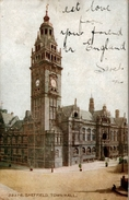 CPA Sheffield Town Hall - Sheffield