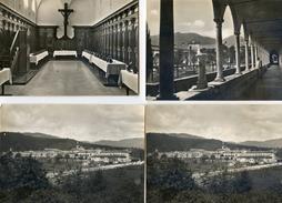 Lucca - La Certosa Di Farneta - Lot De 7 Cartes - Lucca