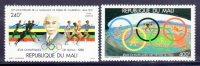 MALI - P.A N° 531/532   **  (1988) - Mali (1959-...)