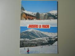 ALPES DE HAUTE PROVENCE STATION JAUSIERS LA FRACHE - France
