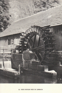 1948 - Héliogravure - Lembach (Bas-Rhin) - Le Vieux Moulin Aux Environs - FRANCO DE PORT - Unclassified