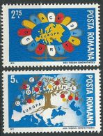 RUMÄNIEN 1973 MI-NR. 3147/48 ** MNH - 1948-.... Republics