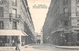 ¤¤  -  29   -  PARIS  -  Rue Sophie-Germain Et Avenue D'Orléans   -  ¤¤ - Arrondissement: 14