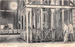 ¤¤  -  67   -  BETHUNE  -  Puits N°8 De La Cie Des Mines De Noeux - Le Moulinage Au Puit D'Extraction    -  ¤¤ - Bethune