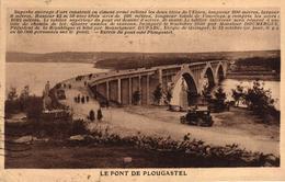 LE PONT DE PLOUGASTEL -29- - Plougastel-Daoulas