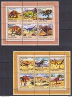 D34 Guinea-Bissau - MNH - Animals - Prehistorics