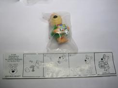 KINDER K96 053 + BPZ - Cartoons