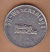 AC -  REIFEN REIBOLD SB WASCHANLAGE KARCHER CLEANPARK TOKEN JETON - Monetary/Of Necessity