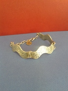 Bracelet Argent Massif Marque CARBO - Diamétre 7x7 - Bracelets