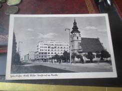 GOTENHAFEN - ADOLF-HITLER STRASSE MIT AV. KIRCHE -VOIR PHOTOS - Danzig