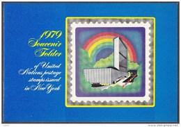 UN - United Nations New York 1979 MNH Souvenir Folder - Year Pack - Non Classés