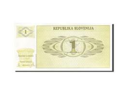 Slovénie, 1 (Tolar), 1990-1992, KM:1a, 1990, SUP+ - Slovénie