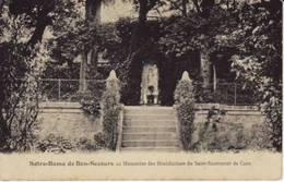 CAEN -  Notre Dame De Bon-Secours Au Monastère Des Bénédictines Du Saint Sacrement De Caen (Hk- 499) - Caen