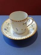 Tasse De Colection Porcelaine Marque Langenthal (Suisse) - Cups