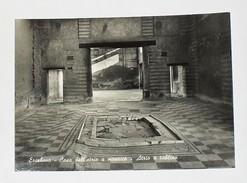 NAPOLI - Ercolano - Casa Dell´atrio A Mosaico - Atrio E Tablino - Scavi Archeologici - Archeologia - Ercolano