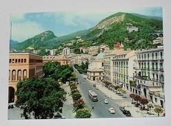 SALERNO - Via Roma - Filobus - 1961 - Salerno
