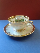 Tasse De Colection Porcelaine Marque Tirschenreuth (Bavaria) - Tasses