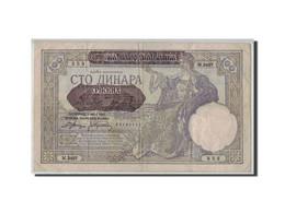 Serbie, 100 Dinara, 1941, KM:23, 1941-05-01, B+ - Serbie