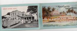 (Ceylan)  Dépliant THE MOUNT LAVINIA GRAND HOTEL (PPP4378) - Dépliants Touristiques