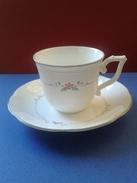 Tasse/Soucoupe De Colection Porcelaine Marque Heinrich (Germany) - Cups