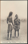 °°° 2220 - NAMIBIA SUD WEST AFRIKA - OWAMBOLAND - YOUNG GIRLS °°° - Namibia