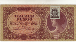 Banconota Ungheria, 10000 Pengo 1945 - Hongrie
