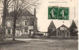 72 CHANGE  La Mairie - Autres Communes
