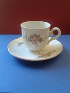 Tasse/Soucoupe De Colection Porcelaine Marque Villeroy & Boch (Luxembourg) - Tasses