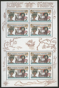 TCHECOSLOVAQUIE:  N°2913 ** En Feuillet (Europa 1992)      - Cote 30€ - - Tchécoslovaquie