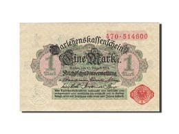 Allemagne, 1 Mark, 1914, KM:51, 1914-08-12, SPL - Altri
