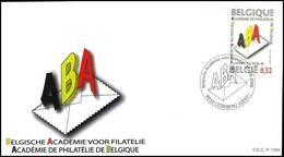 BELG.2006 3553 - FDC - De Belgische Academie Voor Filatelie - FDC