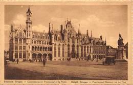 Brugge Bruges  Provinciaal Hof En Postkantoor      X 963 - Brugge