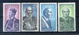 1966 SPAGNA SERIE COMPLETA MNH** - 1931-Oggi: 2. Rep. - ... Juan Carlos I