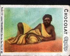 CHOCOLAT COOP, RACE, THAKOMBAU, N°60 - Chocolat
