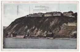 The Citadel, Quebec City PQ Canada. C1927 Vintage Postcard- Valentine Black Co - Québec - La Citadelle
