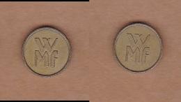 AC -  GERMAN WMF 17 Mm TOKEN JETON - Monetary/Of Necessity