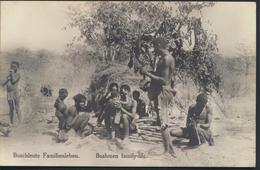 °°° 2226 - NAMIBIA SUD WEST AFRIKA - BUSHMEN FAMILY-LIFE °°° - Namibia