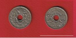Lindauer  --  25  Centimes 1916  --  état  TTB - France
