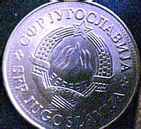 10 DINARA - 1980 - Jugoslavia