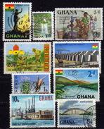 GHANA - Lot I  Used - Ghana (1957-...)