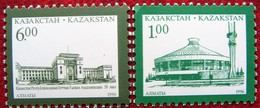 Kazakhstan  1996   Buildings Of Almaty - Circus   2 V  MNH - Circus