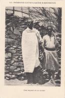 Ethiopie - Missions - Chef Abyssin Et Soldat - Ethiopie