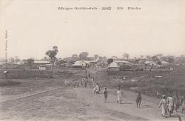 Afrique - Guinée - AOF - Kindia - Guinea